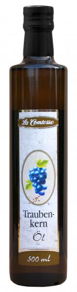 Traubenkern- Öl, 500 ml