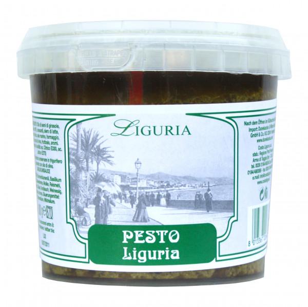 Pesto alla Genovese, Basilikum Pesto, grün, 800 g