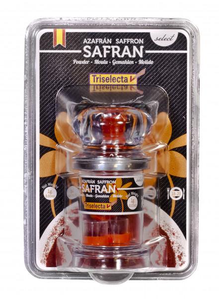 Safran-Pulver, 1 g