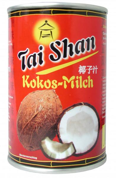 Kokosnuss-Milch 17-19%, 400 ml