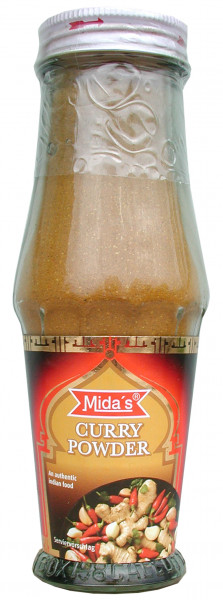 Curry-Pulver, 100 g