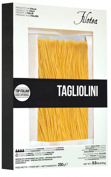 Taglioli, Bandnudeln, extra fein, 250 g