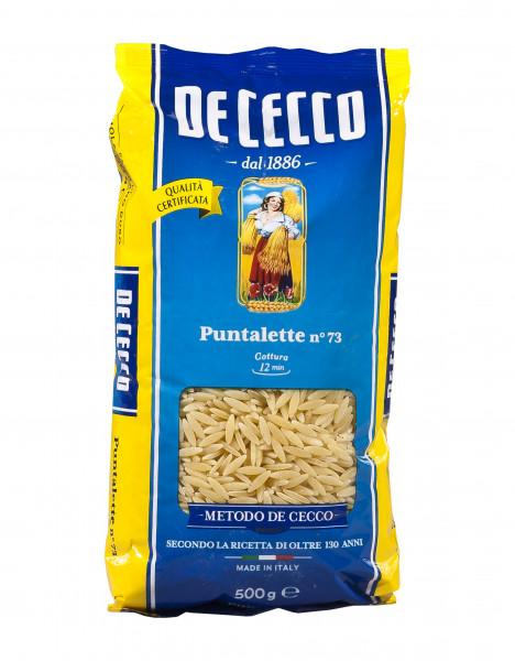 Puntalette Nr. 73, Reisform, 500 g