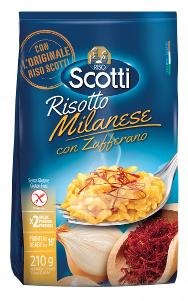 Risotto Milanese - Safran, 210 g