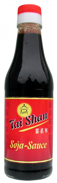 Soja-Sauce, dunkel, 250 ml