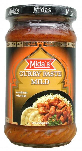 Curry-Paste, mild, 300 g