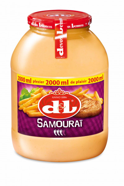 Samourai Sauce PET, 2000 ml