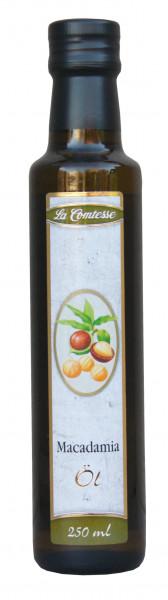 Macadamia-Nuss Öl, 250 ml