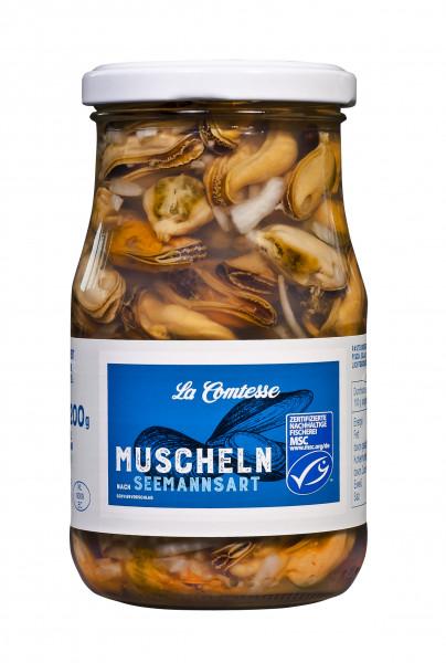 Muscheln nach Seemannsart, 350 g