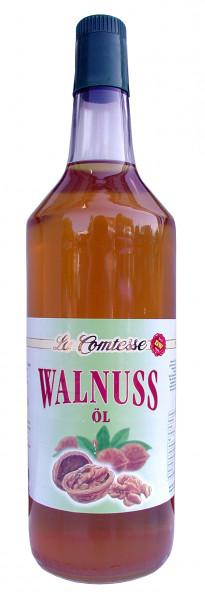 Walnuss- Öl, 1000 ml