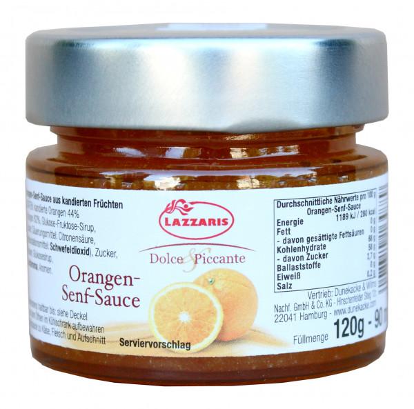 Orangen-Senf-Sauce, 120 g