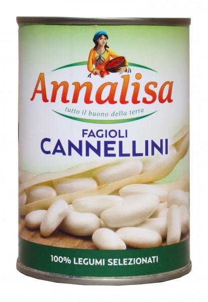 weiße Canellini-Bohnen, 400 g