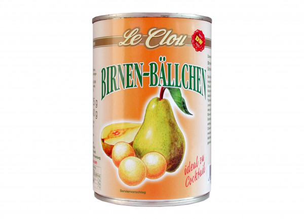 Birnenbällchen, 425 g