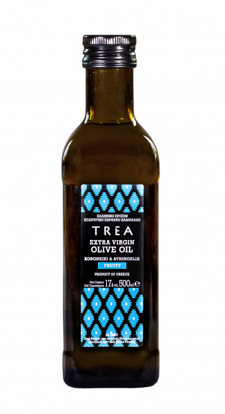 Griechisches Premium Oliven Öl, extra vergine, fruity aus Koroneiki- und Athinoelia-Oliven, 500 ml