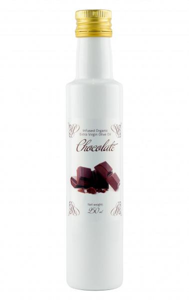 Bio Oliven Öl mit natürlichen BIO Schokoladenaroma, 250 ml
