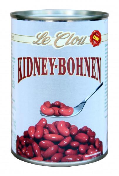 Kidney-Bohnen rot und zart, , 400 g