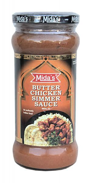 Butter Chicken Simmer-Sauce, 370 g