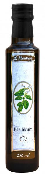 Basilikum- Öl, 250 ml