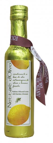 Oliven Öl extra mit Zitrone, 250 ml