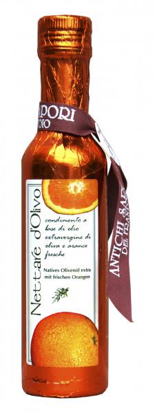 Oliven Öl extra mit Orange, 250 ml