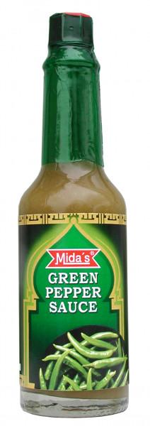 Pfeffersauce, grün, 60 ml