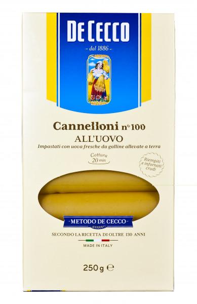 Cannelloni mit Ei Nr. 100, 250 g