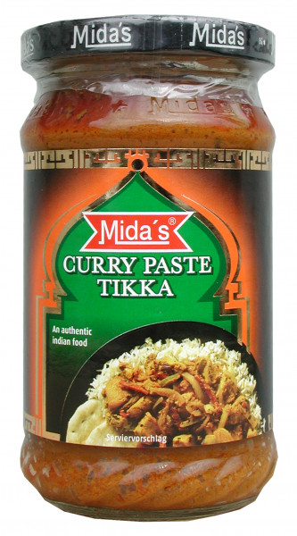 Curry-Paste, TIKKA, 300 g