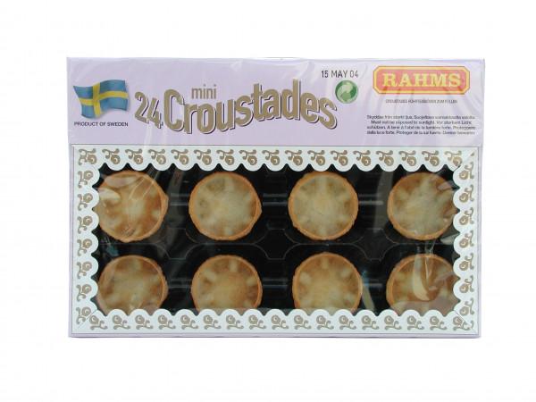 Mini-Cocktail Pasteten zum Füllen, Croustades, 50 g