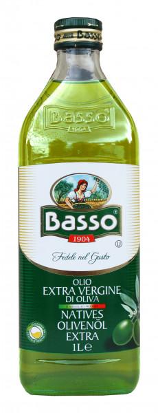 Oliven Öl, extra vergine, 1000 ml