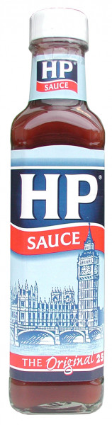 Original HP-Sauce, 220 ml