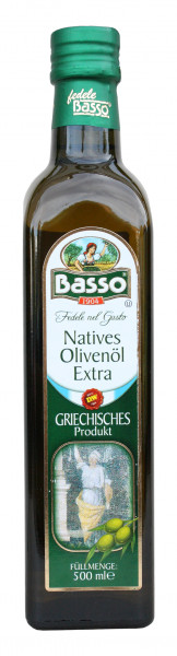 Natives Oliven Öl, extra GRIECHENLAND, 500 ml