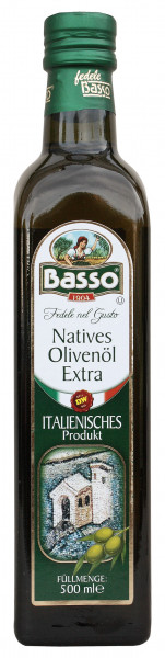 Natives Oliven Öl, extra ITALIEN, 500 ml