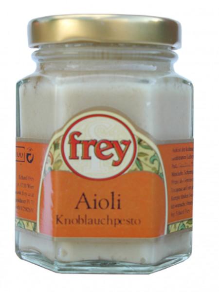 Aioli / Knoblauch-Pesto, 106 ml