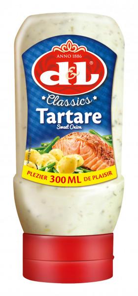 Tartare Sauce in der praktischen Squeezeflasche, 300 ml