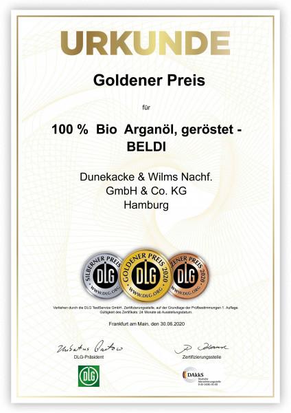 Urkunde-Argan-l-2020-GOLD