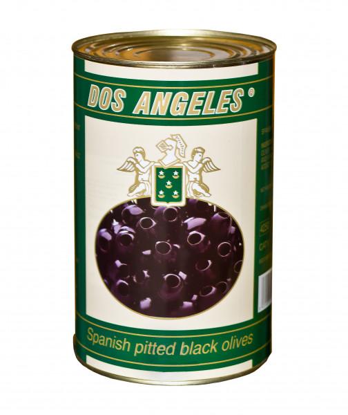 Schwarze Oliven, entsteint, 420 g-Copy