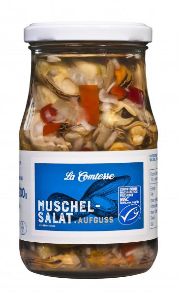 Muschel-Salat in Aufguss, 350 g