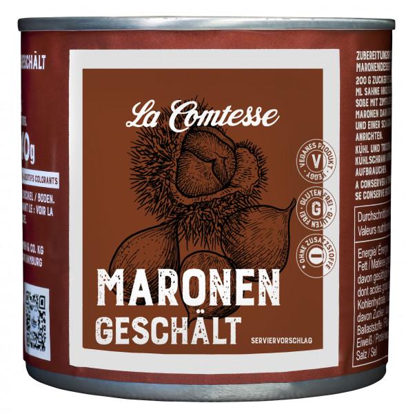 Maronenpüree, naturell, 430 g