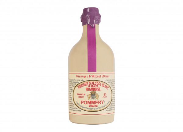 Weißer Branntweinessig mit Himbeeraroma, 7% Säure, 500 ml