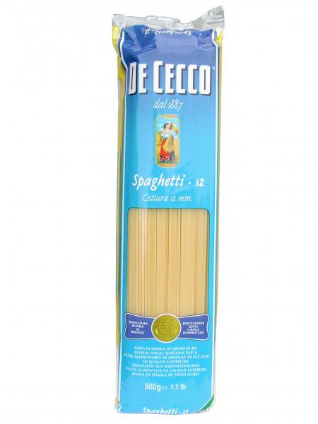 Spaghetti Nr. 12, 500 g, 500 g