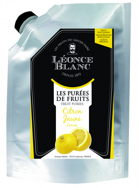 Zitronen - Püree, 1000 g