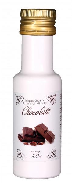 Bio Oliven Öl mit natürlichen BIO Schokoladenaroma, 100 ml