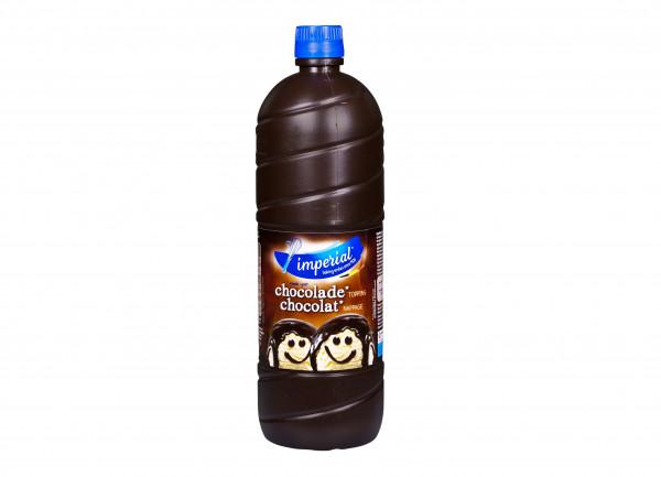 Kakao-Sauce für Eis & Desserts, 1000 ml
