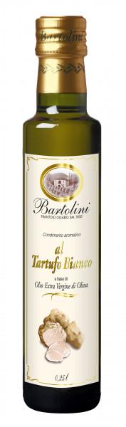 Oliven Öl extra mit weißen Trüffeln, 250 ml