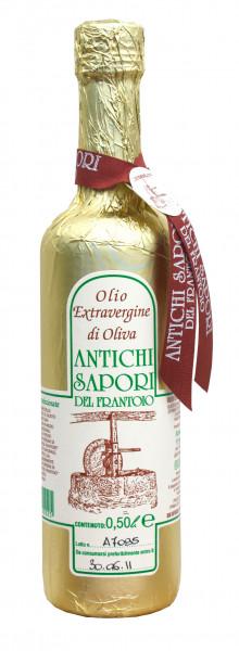 Oliven Öl exta vergine aus Ligurien, 500 ml
