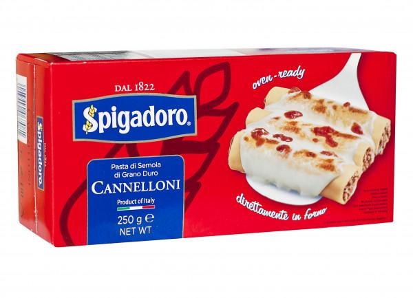 Cannelloni ohne Ei, Röhren zum Füllen, 250 g