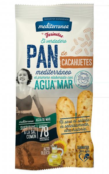 Panini Erdnüsse, Gebäck-Stangen, 90 g