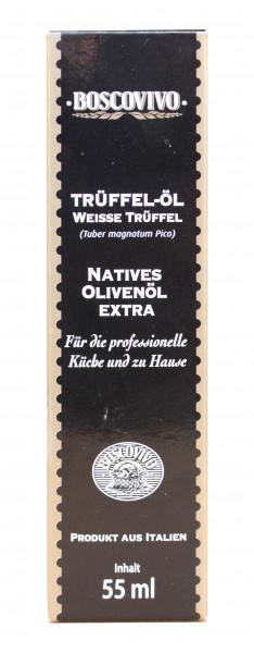 Trüffel Öl mit natürlichem Aroma, -kaltgepresst-, 55 ml