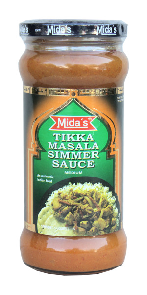 Tikka Masala Simmer-Sauce, 370 g