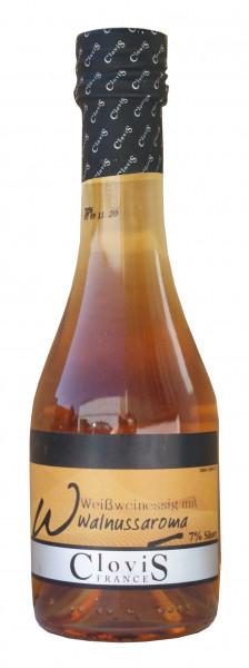 Weissweinessig mit Walnuss, 250 ml